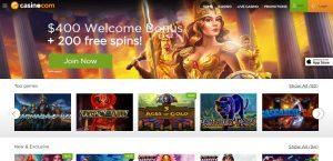 Casino.com NZ review