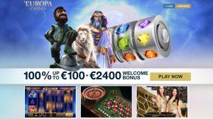 Europa Casino NZ review