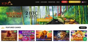 KingBit Casino NZ Review