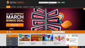 Emu Casino NZ review