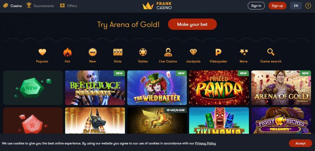 Online Casino New Zealand • Full Gambling Info