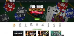 Mybookie casino and sportsbook review