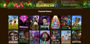 Grand Rush Casino review