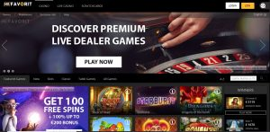 Mr Favorit Casino review