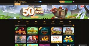 PlayFortuna Casino review