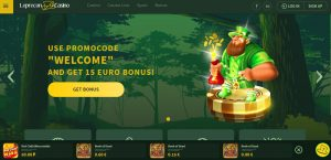 Leprecon Casino review