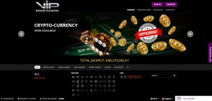 VIP Room Casino review