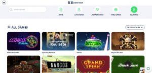 Casino Room NZ review