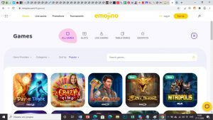 Emojino Casino review dor New Zealand and Canadian players