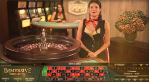 Live roulette New Zealand and Australia