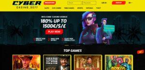 Cybercasino 3077 Casino Review