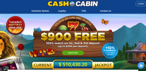Cash Cabin Casino review New Zealand